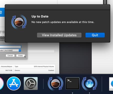 Installed Mac OS Mojave on my mid 2011 Mac mini   Feng's Tech